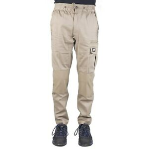 CAT Caterpillar Dynamic Trousers Mens Weekend Style Tough Cargo Work Pants