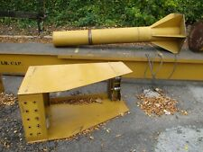 Stanspec Reliable Jib Crane 2 Ton Span 12ft Hub 14ft Used