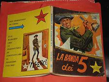 PICCOLO RANGER N° 49- ORIGINALE 1° EDIZIONE -DEL 1967- ALBI DEL  COW BOY- RARO