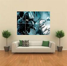 BATMAN DARK KNIGHT RISES MOVIE FILM BAINE GIANT ART PRINT POSTER WALL G1308