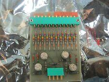 DEL-CON CB-525 5-INPUT AND DELCON CB-525 CARD.  Good Producion Spares Inventor>