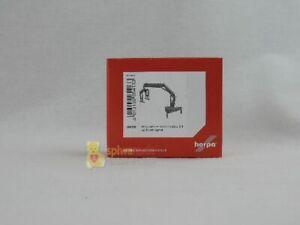 Herpa 054133 Hiab Ladekran X-HIPRO 232 E-3 mit Palettengabel, rot