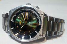 Watch Orient SK Sea King Crystal 21 Jewels Rare mechanisch automatic Japan Green
