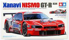 Tamiya 24268 Xanavi Nismo GT-R (R34) 1/24 scale kit