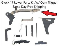Glock 17 Lower parts LPK kit w Extended controls fits G17 G22 PF940v2