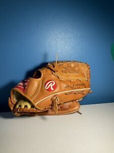 "Rawlings C100-5 Century Series Baseball Softball Glove Right Hand Throw 12"""