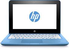 Portátiles y netbooks Home color principal azul Intel Celeron