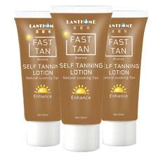Beauty Self hand Sun tan Tanning Enhance Liquid Cream Day tanning natural bronze