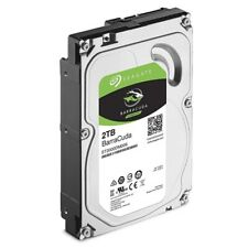 Seagate BarraCuda 2TB Internal Hard Drive 3.5
