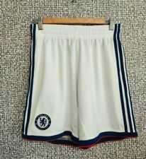 Chelsea FC Football Soccer Training Shorts Adidas 2013 Mens Size M Excellent