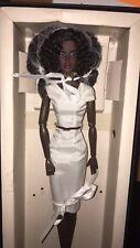 Flawless Impact Dania Zarr ITBE Fashion Royalty Dressed Doll Dark A Tone