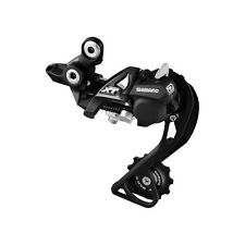 Shimano RD-M786 XT 10-spd Shadow Plus Rear Derailleur GS Top - Black