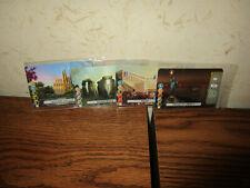 Asmodee-7 Wonders Duel: Messe, Stonhenge, Sagrada & Statue of Liberty Promo Pack