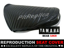 YAMAHA CHAPPY LB50 LB80 *HEAT PRESSED* SADDLE SEAT COVER [YRTL]