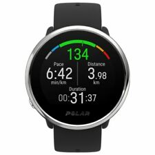 Polar Ignite GPS Fitness Watch With Wrist-Based Heart Rate Monitor Black Small