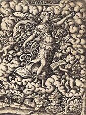 Virgil Solis tedesco mvsica VECCHIA ARTE PITTURA poster stampa bb6489a