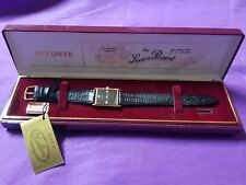 Dufonte by Lucien Piccard Wrist Watch for women in Box With Genuine Diamond