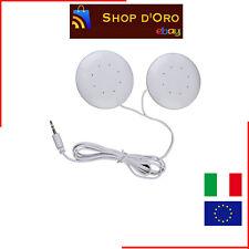 Mini Cassa Portatile Jack 3,5mm per Ipod Smartphone Lettore MP3 Speaker