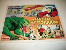 FLASH GORDON N.1/UNO!IL RAZZO DEL DOTTOR ZARKOV.A.RAYMOND.COMIC ART GIUGNO 1991