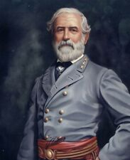 ROBERT E LEE 8X10 GLOSSY PHOTO PICTURE