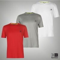 Mens Karrimor Breathable Running X Lite Race T Shirt Top Sizes from S to XXL