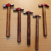 Set of 5 Forged Iron Hammers Blacksmith General Use Item