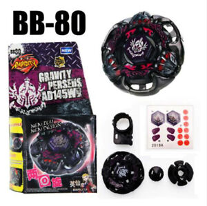 Arena Beyblades 4D Spinning Top Gravity Destroyer Perseus Metal Fusion Kid Gift