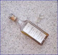 Alter Parfum Flakon  - Acqua di Verbena - Firenze  (# 5940)