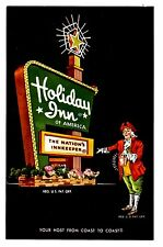 Holiday Inn Southeast Chattanooga Tennessee Postcard I75 Ringgold Road Vintage