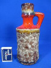 "70´s design Jopeko ""Lava"" pottery / Keramik  jug vase / Krug Vase 432  20"