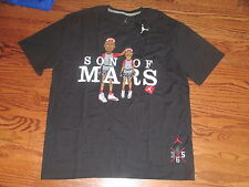 NIKE AIR JORDAN RETRO SON OF MARS T SHIRT STYLE SIZE XL 465123 010