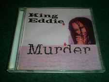 Murder King Eddie~ULTRA-RARE 1998 Reggae CD~Society Hill 9990-2~FAST SHIPPING!!!