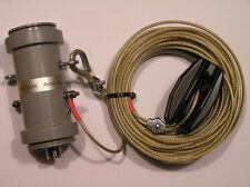26,5m Endgespeister Langdraht / 1:9 Magnetic Balun/UnUn