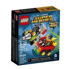 Lego DC Super Heroes 76062 Mighty Micros:ROBIN vs BANE Comics NISB