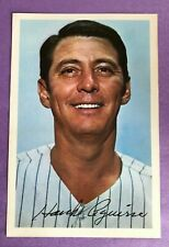 1969 Chicago Cubs  HANK AGUIRRE  Jewell Foods  Color  6 x 9