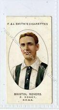 More details for (ga6606-454) smith, football club records, #26 p.roney, bristol rovers 1917 vg