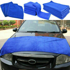 Microfiber Cleaning Cloth No-Scratch Rag Car Polishing Detailing Towel US STOCK
