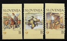 SLOVENIA Sc 492-94 NH issue of 2002 - ART