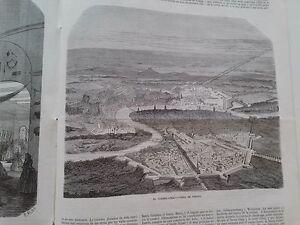 1866 El Museo Universal, El cuadrilatero vista de Verona; Don Lorenzo Arrazola..