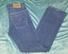 J LINDEBERG Man's 'Dust Blue Denim' Jeans Size: W 29 L 32 in VERY Good Condition