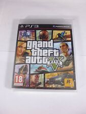 Grand Theft Auto V - GTA 5 (PS3) BRAND NEW SEALED