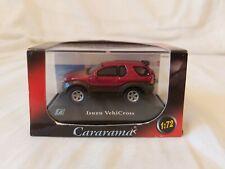 Cararama 1.72 Scale Isuzu Vehicross Red