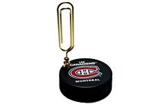 Montreal Canadiens NHL Basic Series Hockey Puck Note Holder