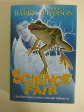 SCIENCE FAIR by Dave Barry Ridley Pearson SIGNED 1st Edition Hard Back Book