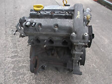 VAUXHALL CORSA B 1.0 ENGINE - X10XE bare engine 1996 to 2000