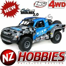 Losi LOS05021T2 Super Baja Rey 2.0: 1/6 4wd Electric Desert Truck King Version