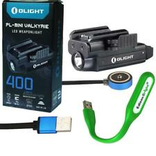 OLIGHT PL-Mini 400 Lumen CREE LED weapon light for glock wesson sauer S&W ruger
