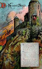 Zwischenkriegszeit (1918-39) Ansichtskarten aus den ehemaligen deutschen Gebieten für Burg & Schloss