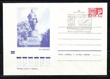 Soviet Russia 1975 cover 30th anniver.Lithuanian SSR Liberation.Chernyakhovsky01