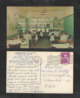1964 NEW PERRY HOTEL AND MOTEL PERRY GEORGIA POSTCARD